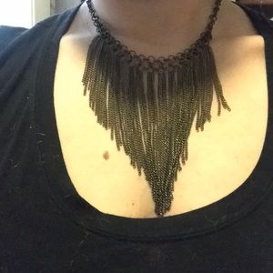 Jewelry - Antique gold chain necklace